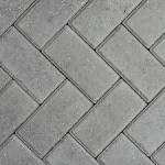 Grey Bevel Paver (200x100x50)