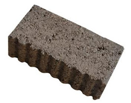Cement Stock / Mampara Bricks 14mpa (210x100x70)